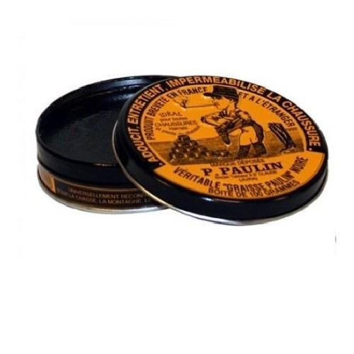 V ritable graisse noire cuir paulin modern droguerie for Modern droguerie