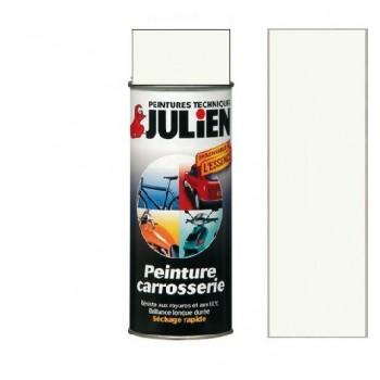 Peinture bombe blanc banquise carrosserie antirouille vehidecor JULIEN