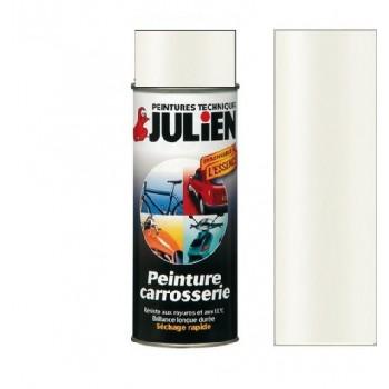 Peinture bombe blanc nacre carrosserie antirouille vehidecor JULIEN
