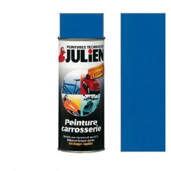 Peinture bombe bleu ciel carrosserie auto moto voiture antirouille vehidecor JULIEN