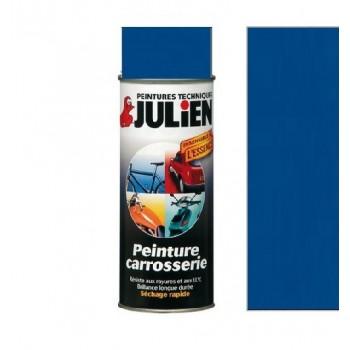 Peinture bombe bleu nacre carrosserie  auto moto voiture antirouille vehidecor JULIEN
