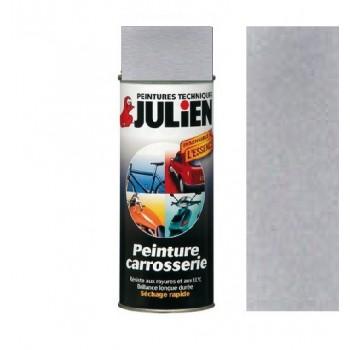Peinture bombe gris métallisé carrosserie  auto moto voiture antirouille vehidecor JULIEN