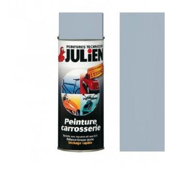 Peinture bombe gris thallium carrosserie  auto moto voiture antirouille vehidecor JULIEN