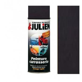Peinture bombe noir métallisé carrosserie  auto moto voiture antirouille vehidecor JULIEN