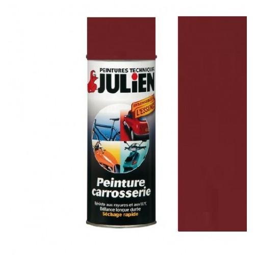 Peinture bombe rouge bordeaux carrosserie antirouille vehidecor julien mode - Peinture rouge bordeaux ...