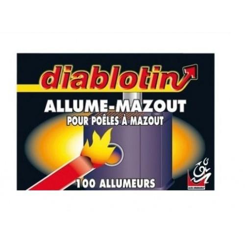 100 allumeurs allume mazout diablotin modern droguerie for Modern droguerie