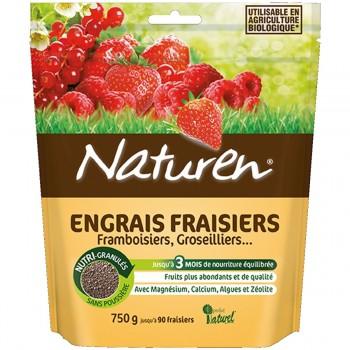 Engrais fraisier framboisier groseillier biologique NATUREN FERTILIGENE