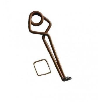 Piège à taupe modèle putange avec anneau LUCIFER