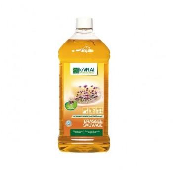 Détergeant parfumant désinfectant brassée sauvage 1 litre LE VRAI
